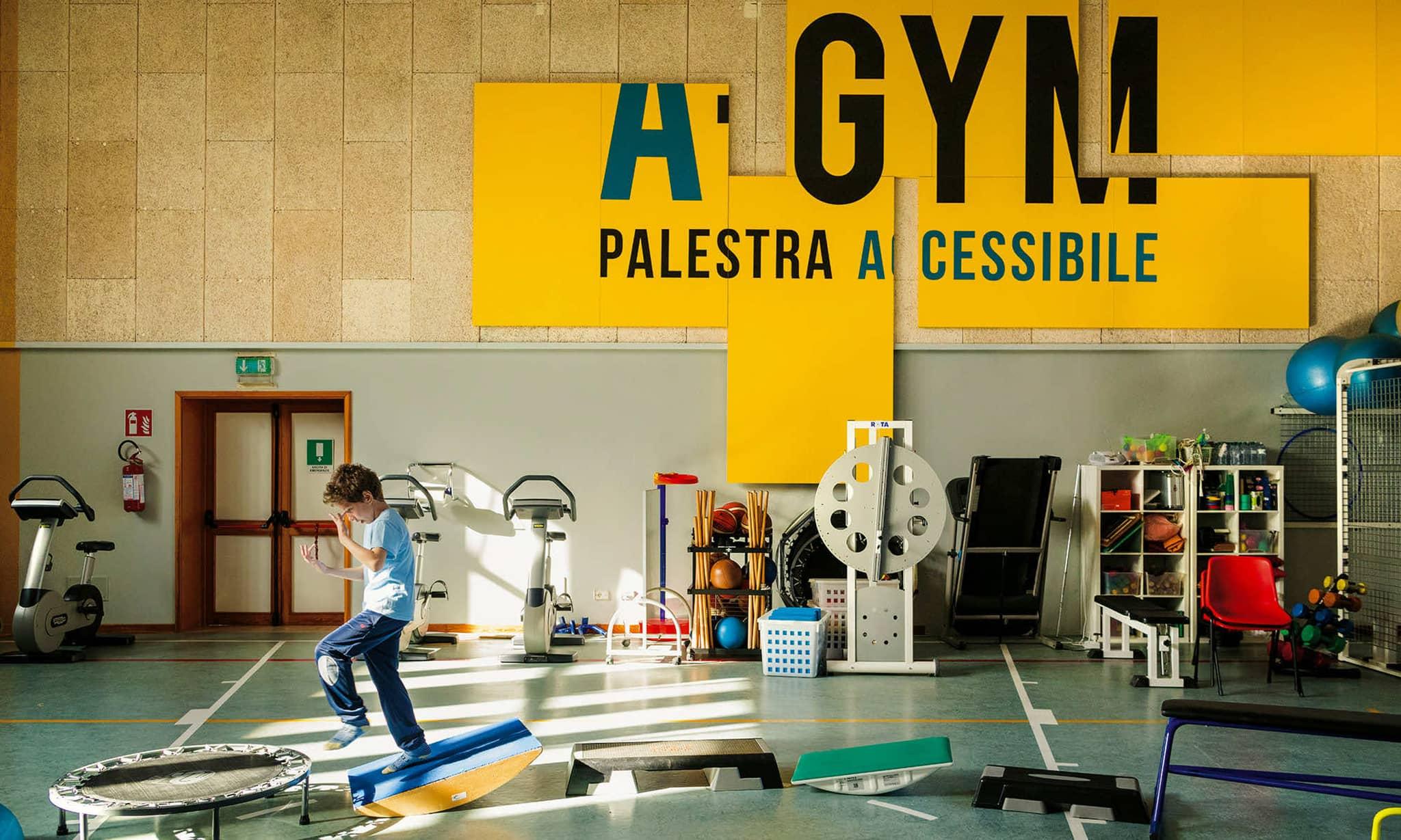 A-GYM: la palestra accessibile e inclusiva che fa dello sport un diritto per tutti